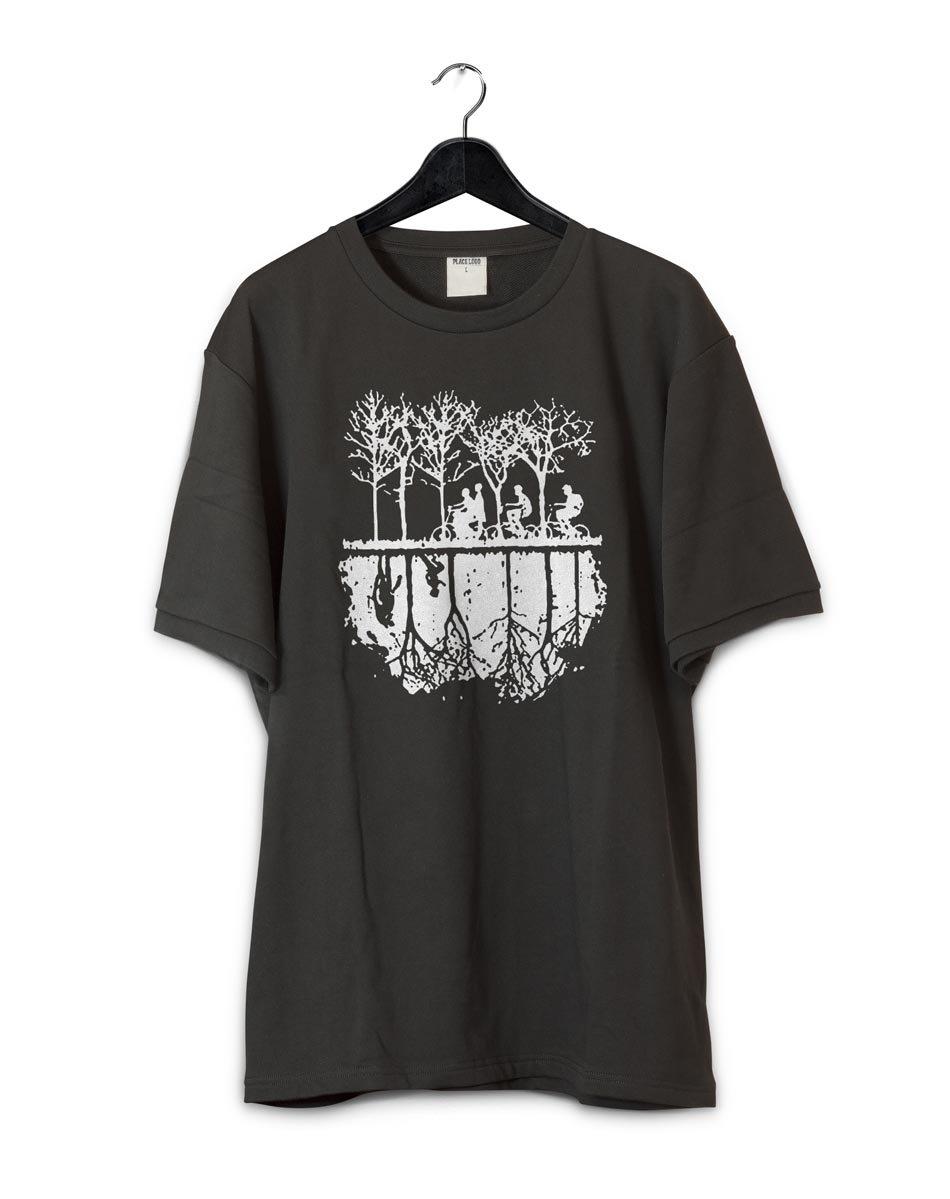 Stranger Things The Upside Down 1983 T-Shirt