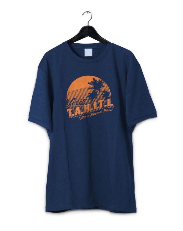 Agents Visit Tahiti T-Shirt