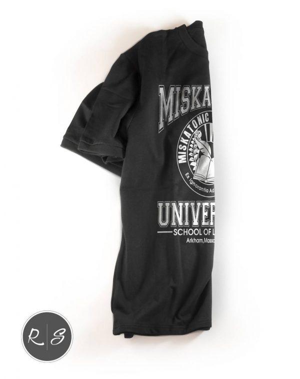 HP Lovecraft Miskatonic University T-Shirt