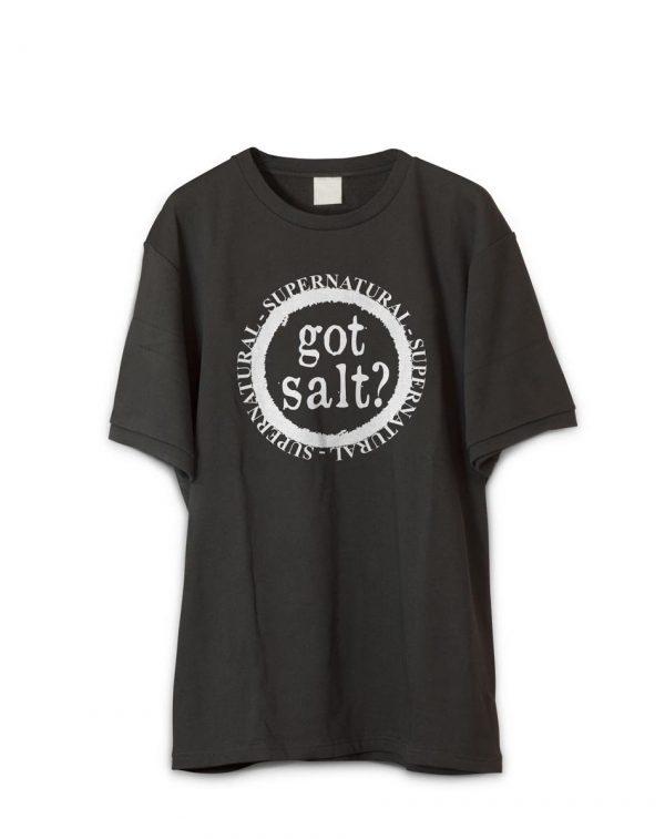 Got Salt Supernatural T-Shirt