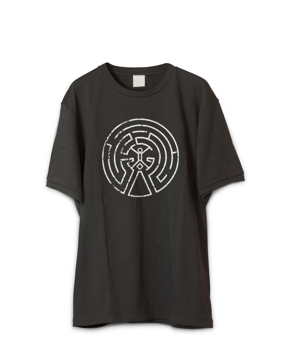 Westworld Maze Map Mens T-Shirt