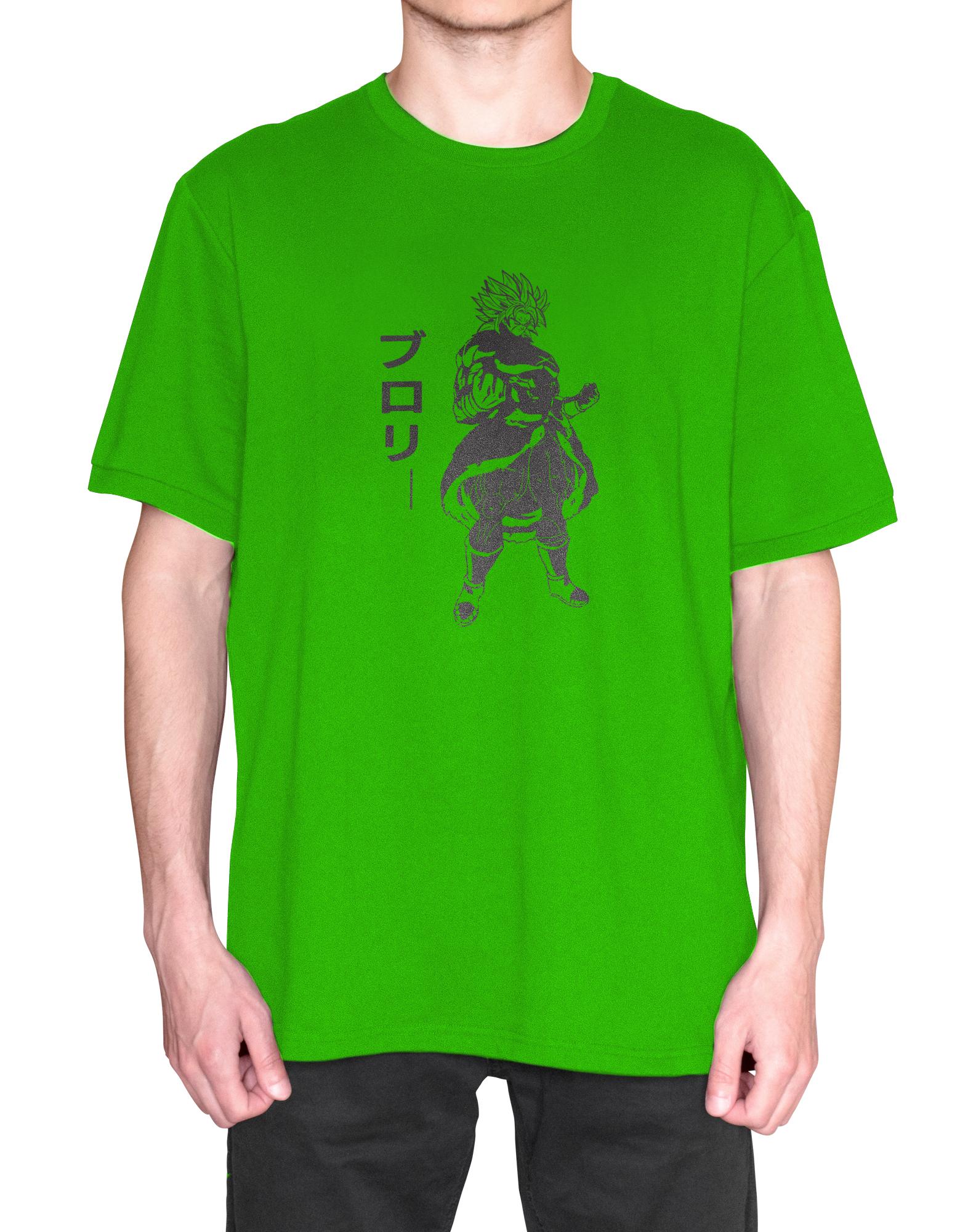Broly Legendary Full Blooded Saiyan T-Shirt