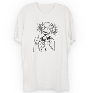 My Hero Toga Waifu Anime T-Shirt