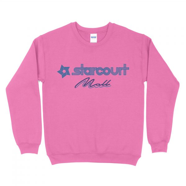 Stranger Things Starcourt Mall Sweater