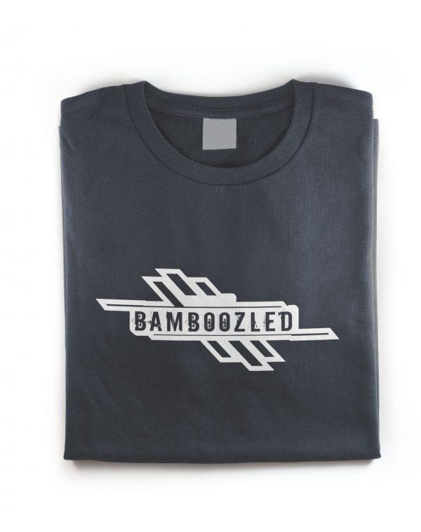 Bamboozled - Front Folded Dark Heather