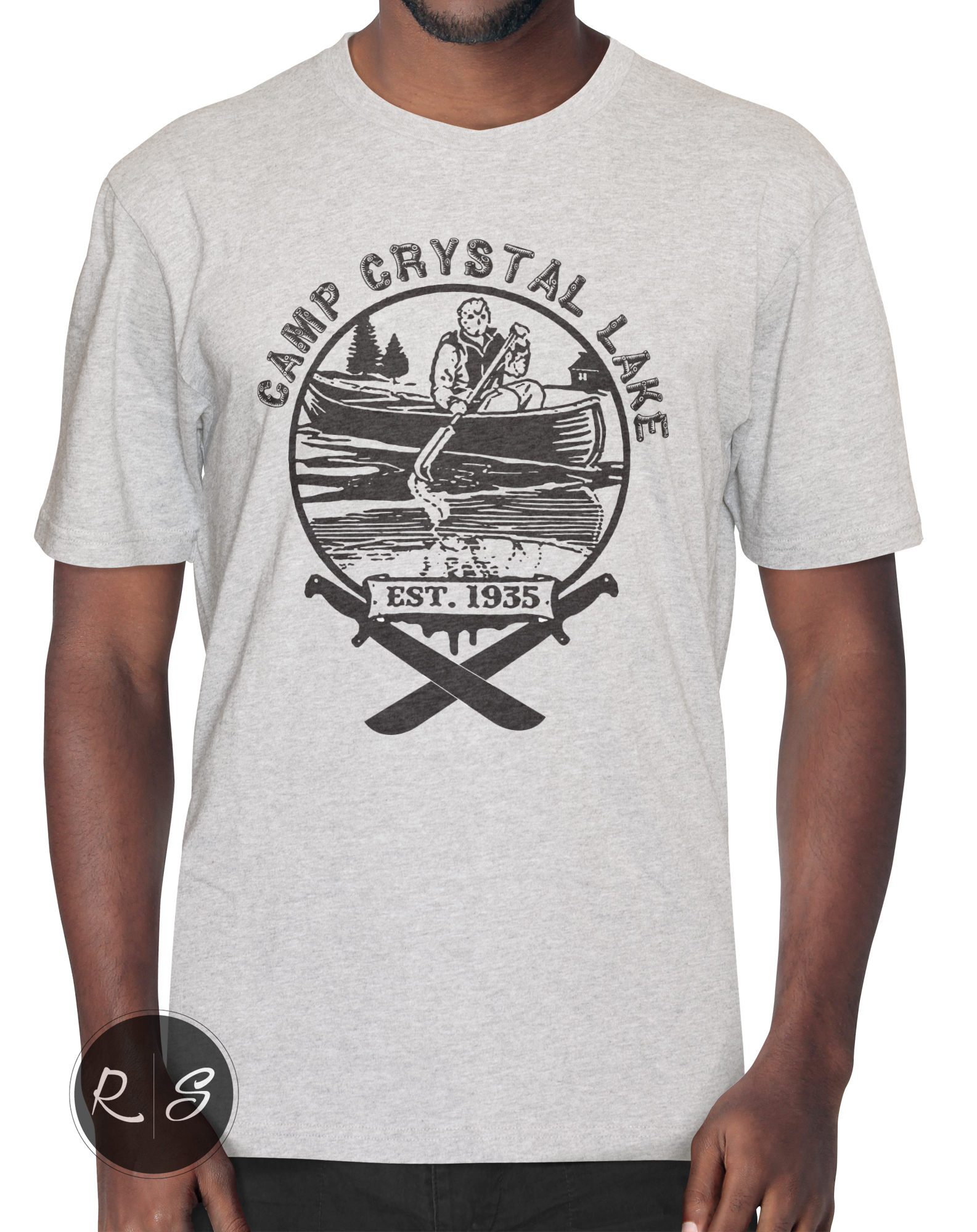Camp Crystal Lake T-Shirt - Shot6
