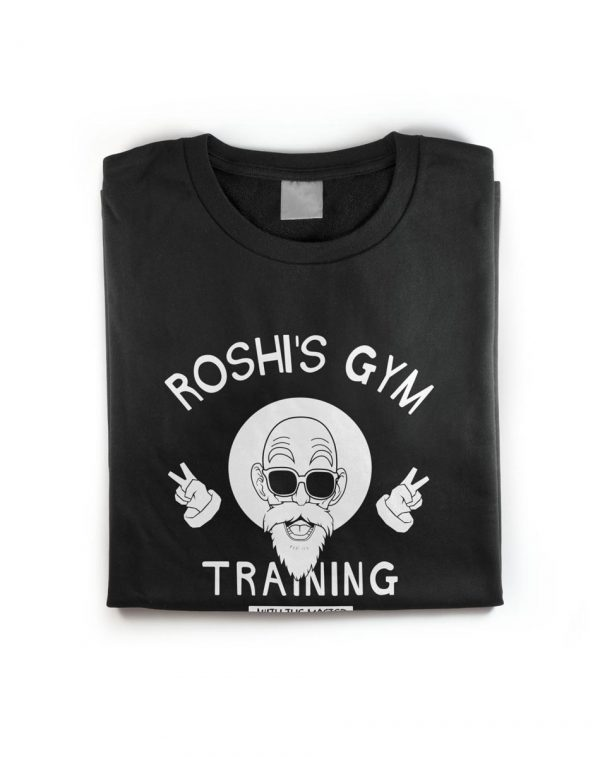 Master Roshis Gym Shirt Shot2