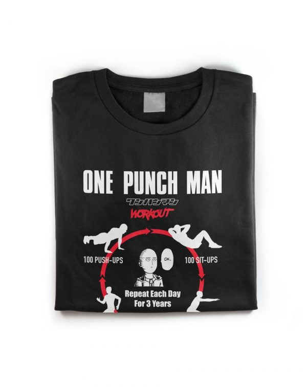 One Punch Man T-Shirt Shot2