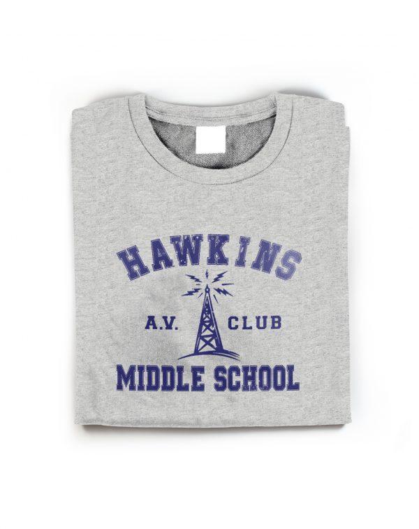 Stranger Things Hawkins AV Club - Shot2
