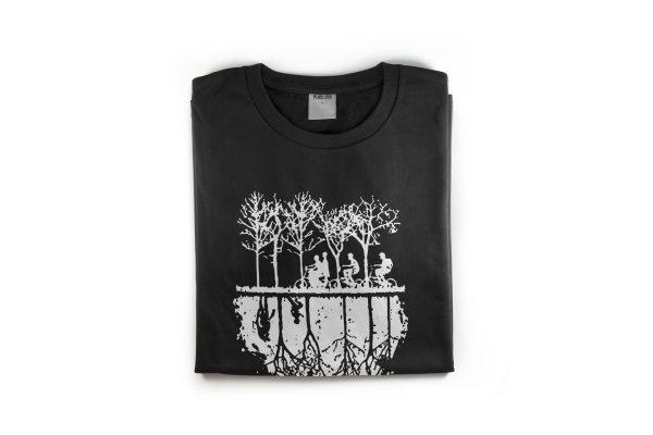 Stranger Things The Upside Down T-Shirt Shot2