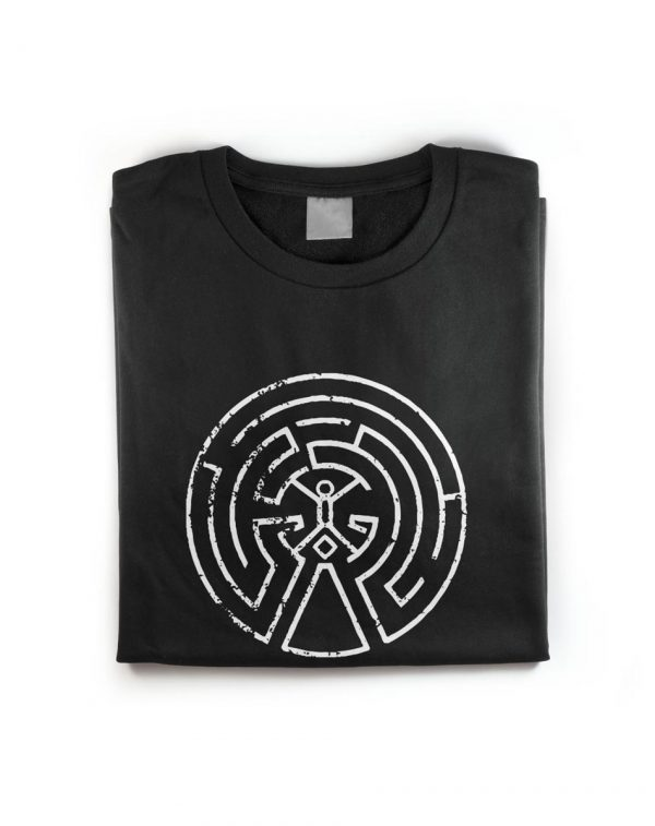 Westworld Maze Shirt Shot2